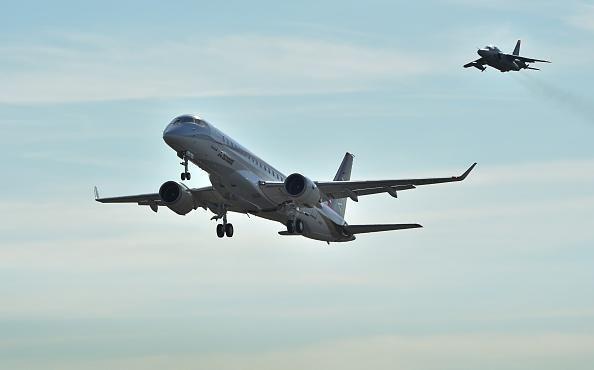 Japan's first ever passenger jet