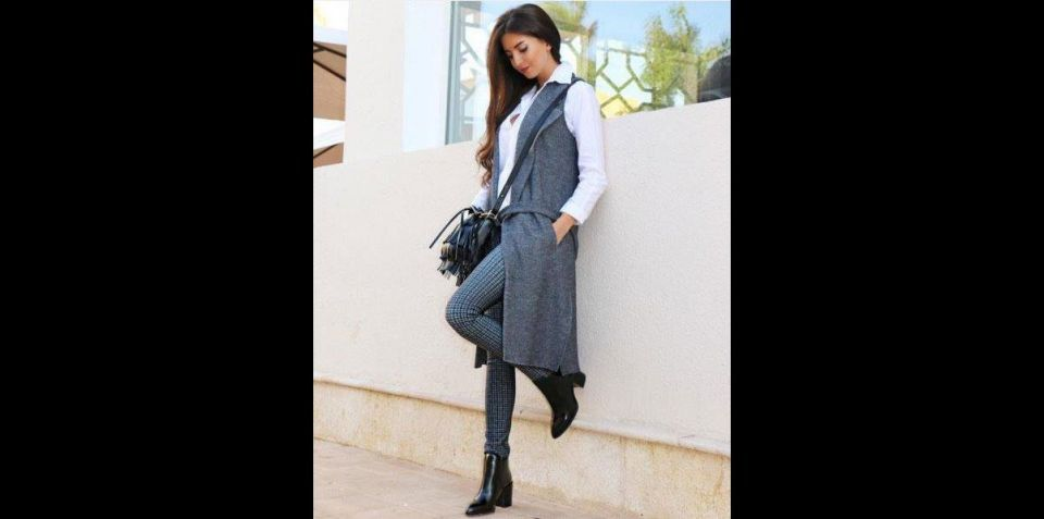 Chic office looks from Middle Eastern Instagrammers