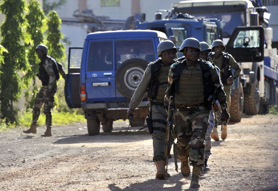 At least 27 dead after Islamists seize luxury hotel in Mali's capital