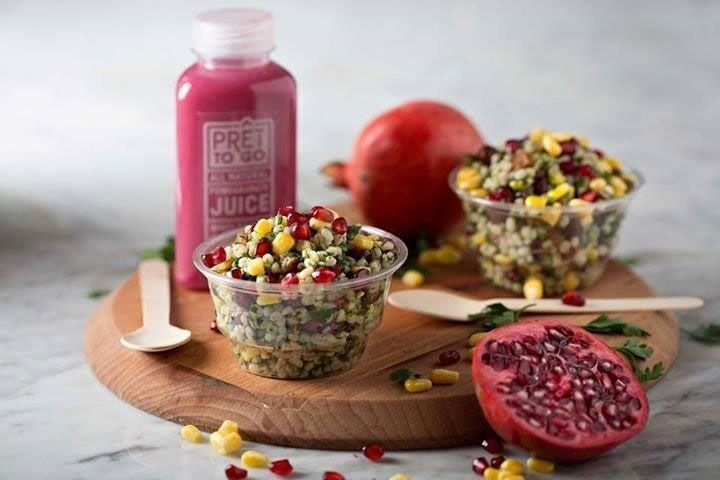 Quick and healthy eateries for Dubai's business people