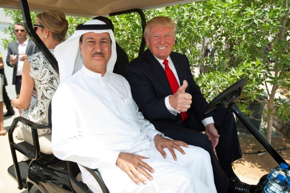 Damac removes Trump image, name from $6bn Dubai project