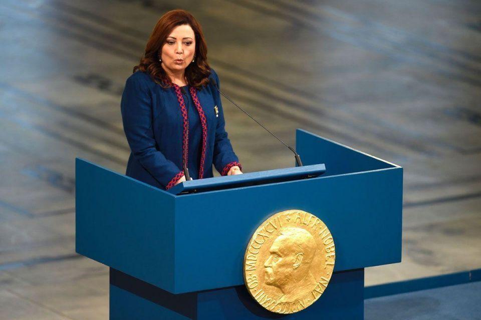 In pics: Tunisian Nobel Peace prize winners