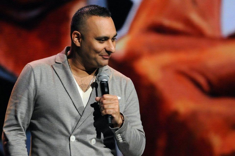 Comedian Russell Peters to perform in Dubai