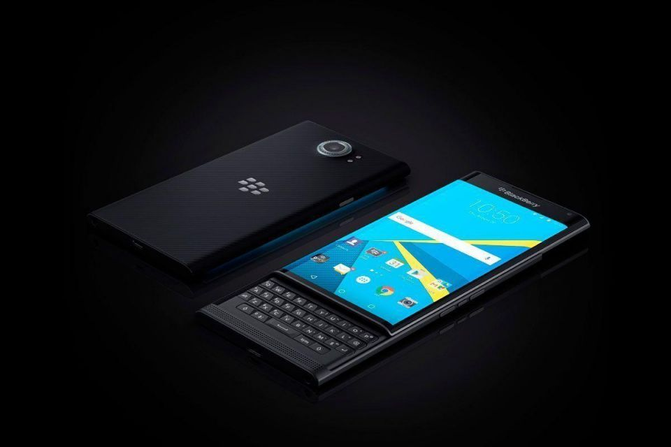 BlackBerry to launch Android smartphone in MidEast in January