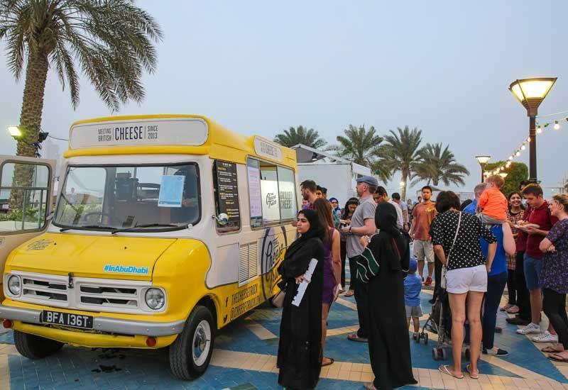 London's food trucks come to Dubai