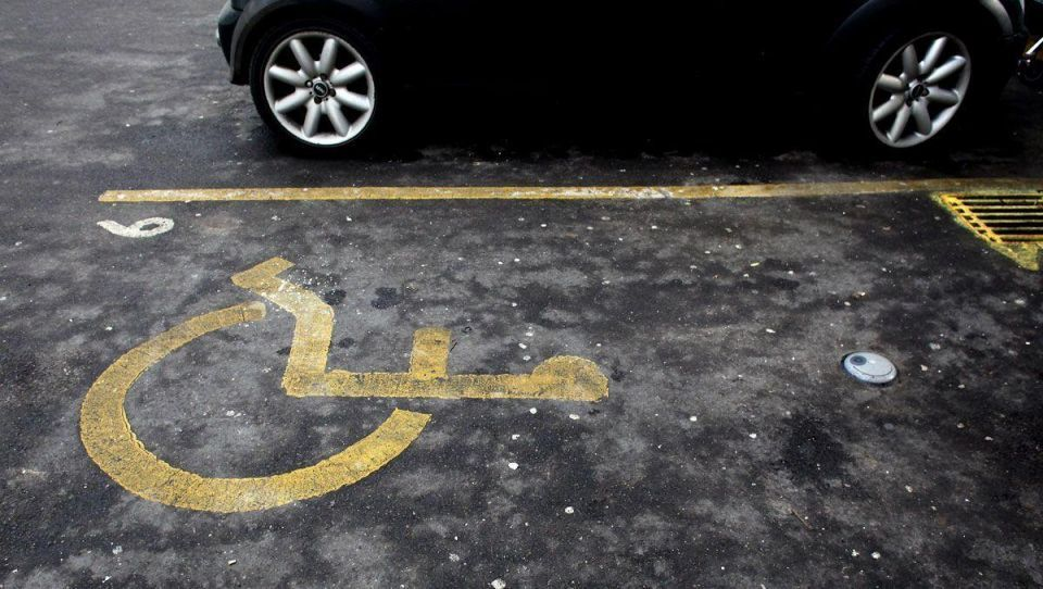 Dubai Police in crackdown on drivers parking in disabled bays
