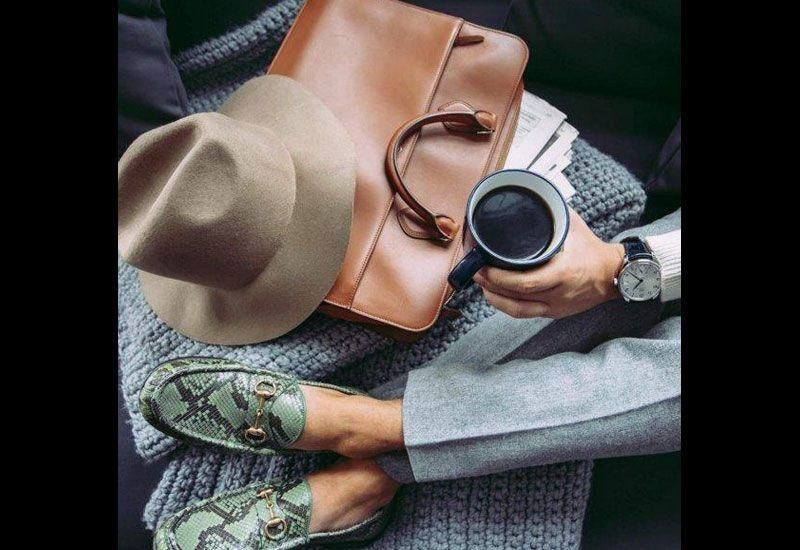 Winter style inspiration from The Gentleman Blogger