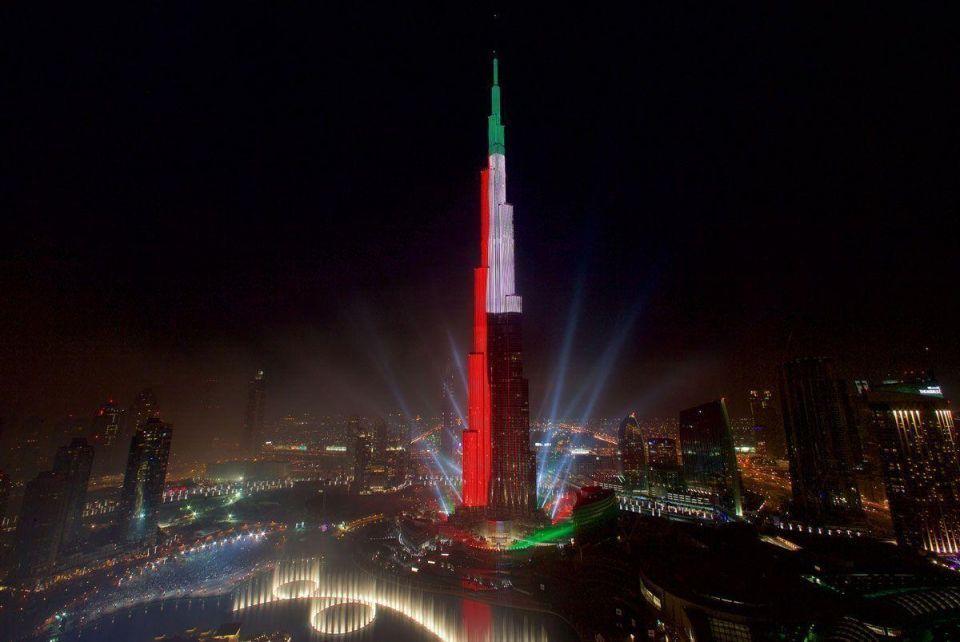 Revealed: How Dubai's Burj Khalifa created the world's largest, tallest LED screen