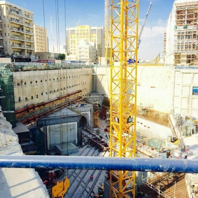 Doha Metro's Msheireb station 'will be one of world's largest'