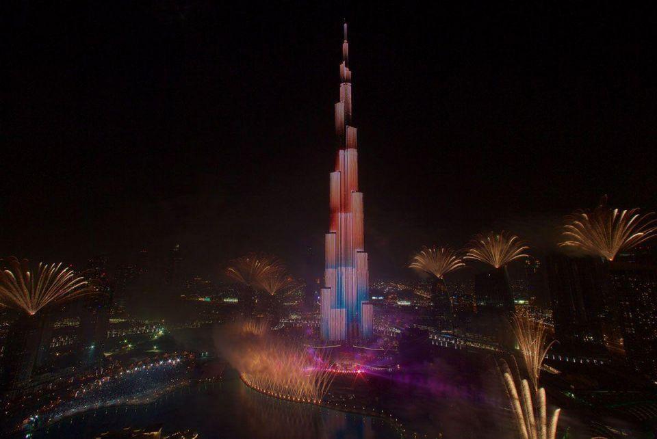 Dubai announces road closures for New Year's Eve
