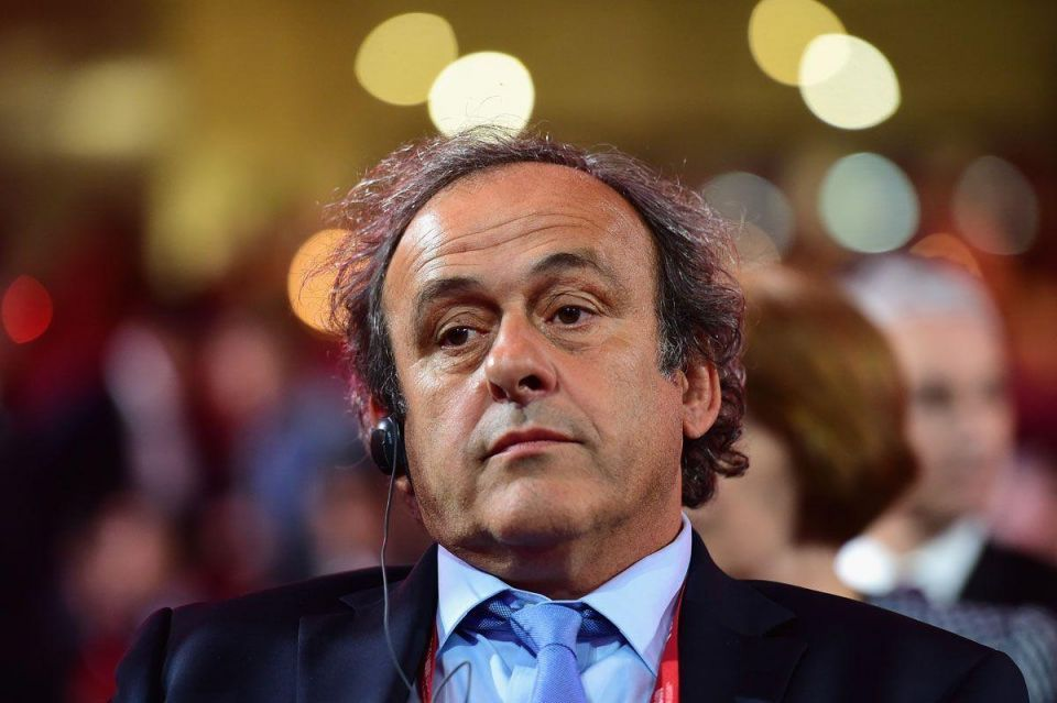 Platini may avoid FIFA sanction over attending Dubai event