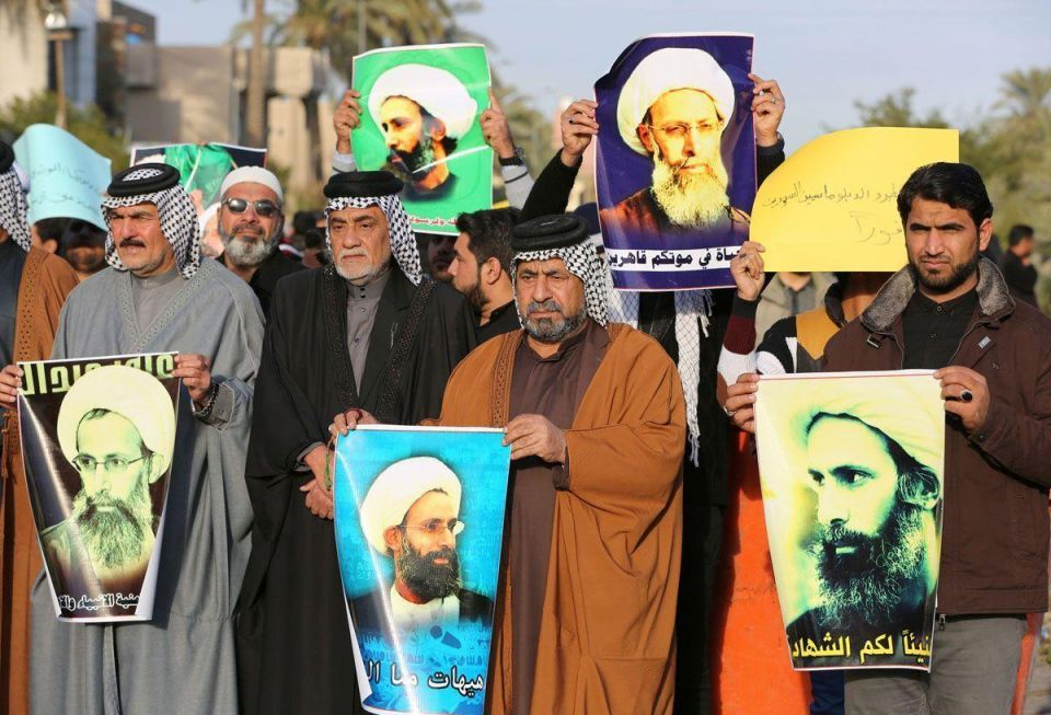 Saudi execution sparks protests