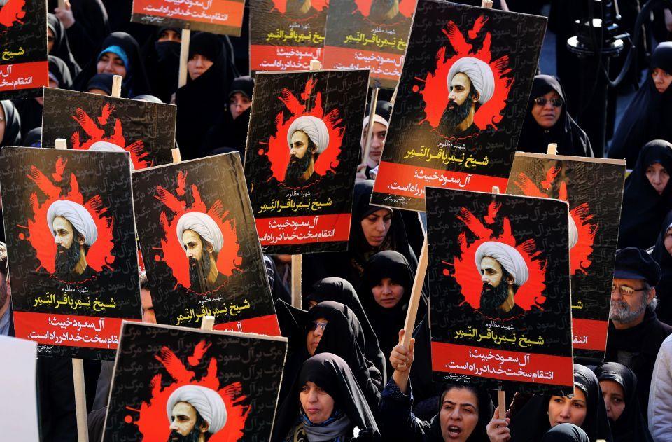 Saudi Arabia to end air traffic, trade links with Iran