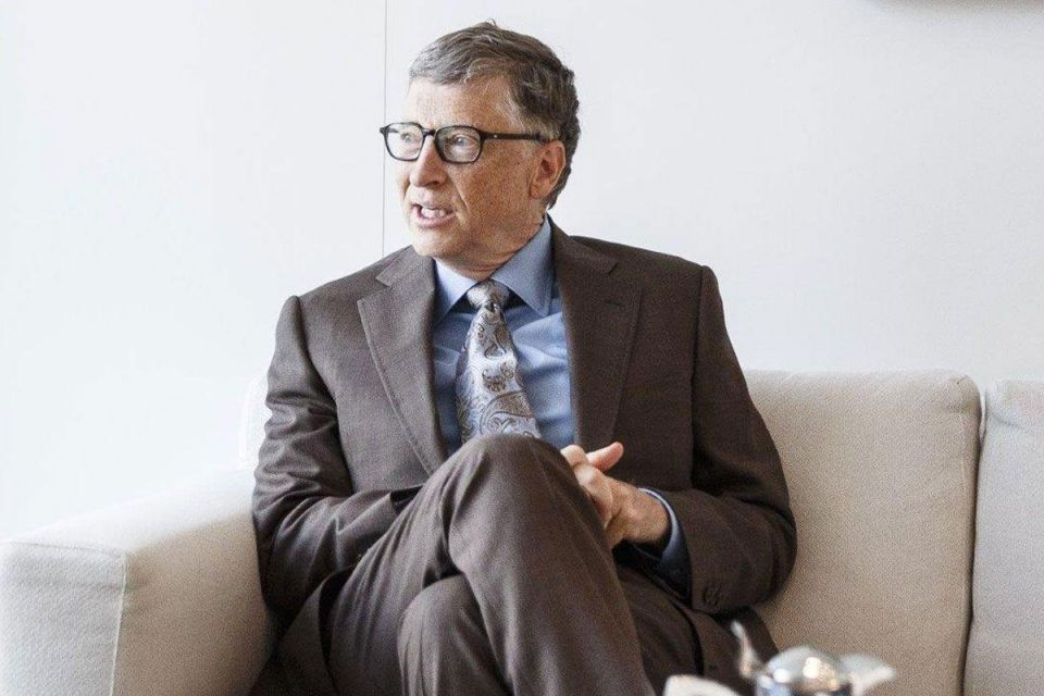 Bill Gates thanks Mohamed bin Zayed for support