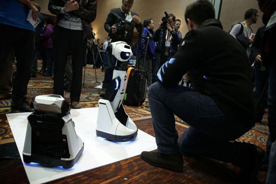 Tech trade show to kick off in Las Vegas