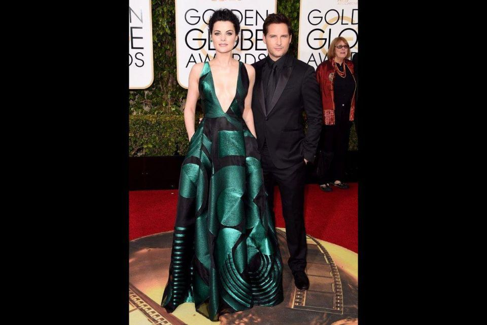 The best suits at the Golden Globes