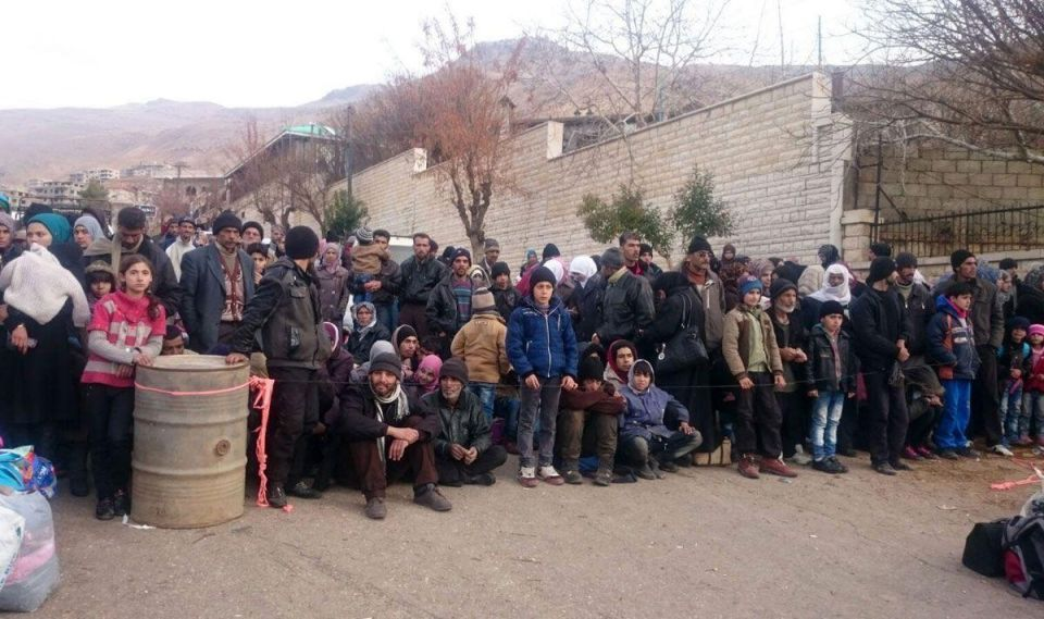 Aid convoy reaches starving Syrian town of Madaya