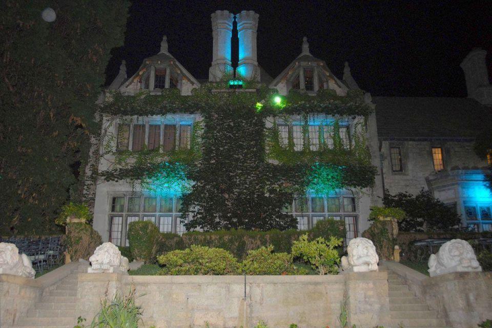 For sale: Hugh Hefner's Playboy mansion listed for $200m