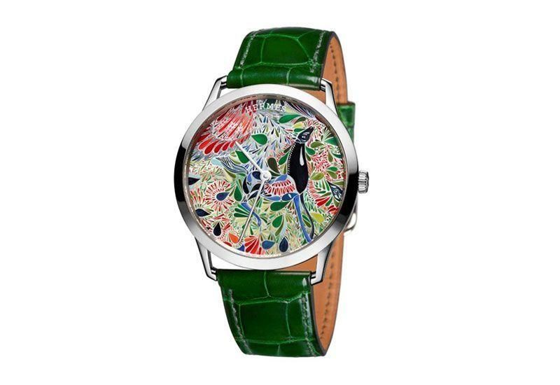 Hermes reveals a six piece edition watch