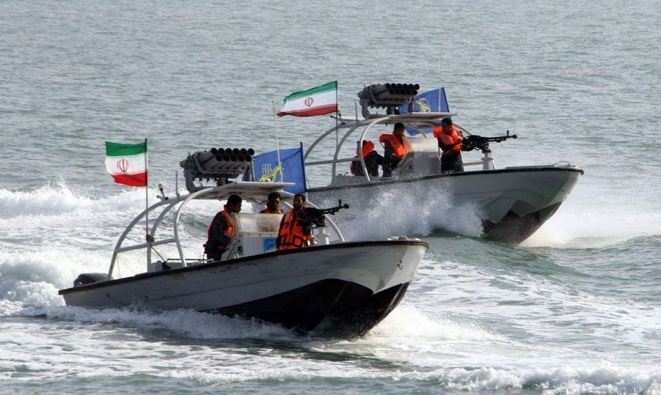 Iran detain US boats with 10 crew in the Gulf