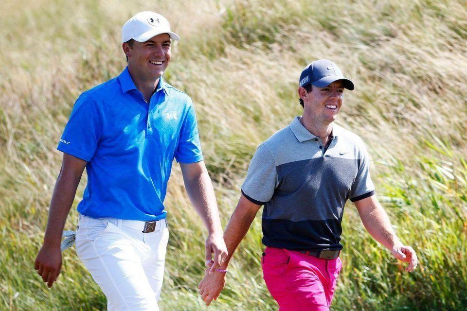Jordan Speith, Rory McIlory head up Abu Dhabi HSBC Golf Championship line up