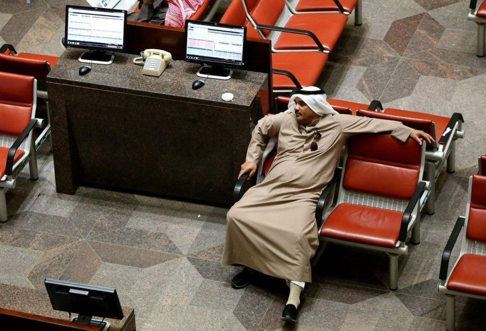 Gulf sells off in early trade as oil, Asian markets slip