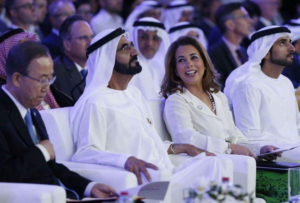 Energy summit in Abu Dhabi