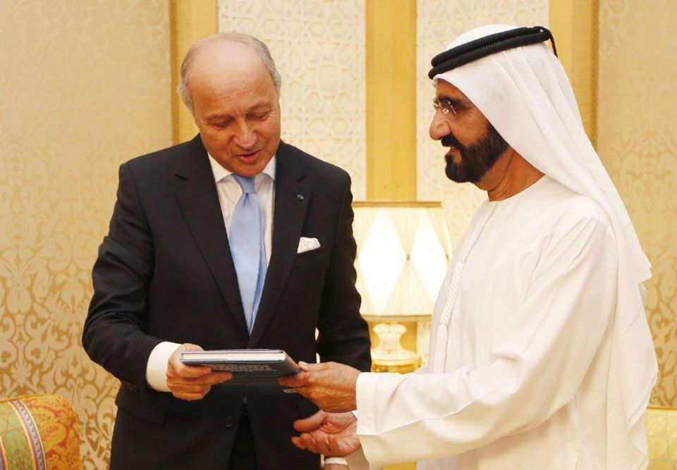 UAE and France strengthen ties