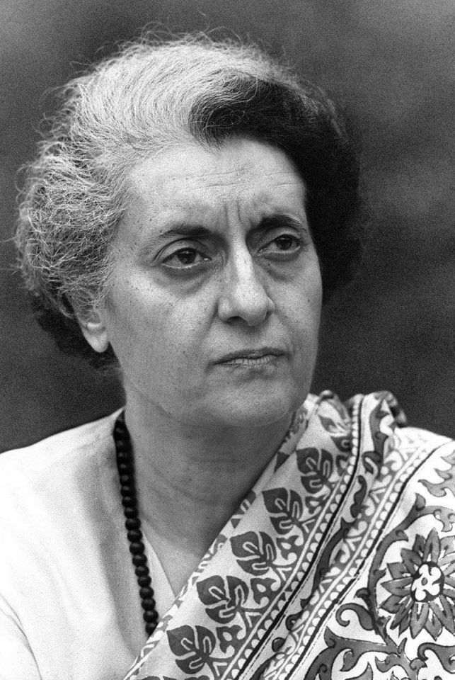50 Years since Indira Gandhi named Prime Minister Of India