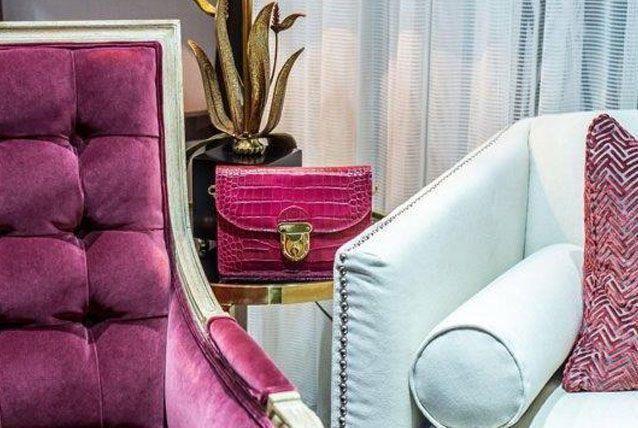 Revealed: Luxury handbags by UAE-based designer