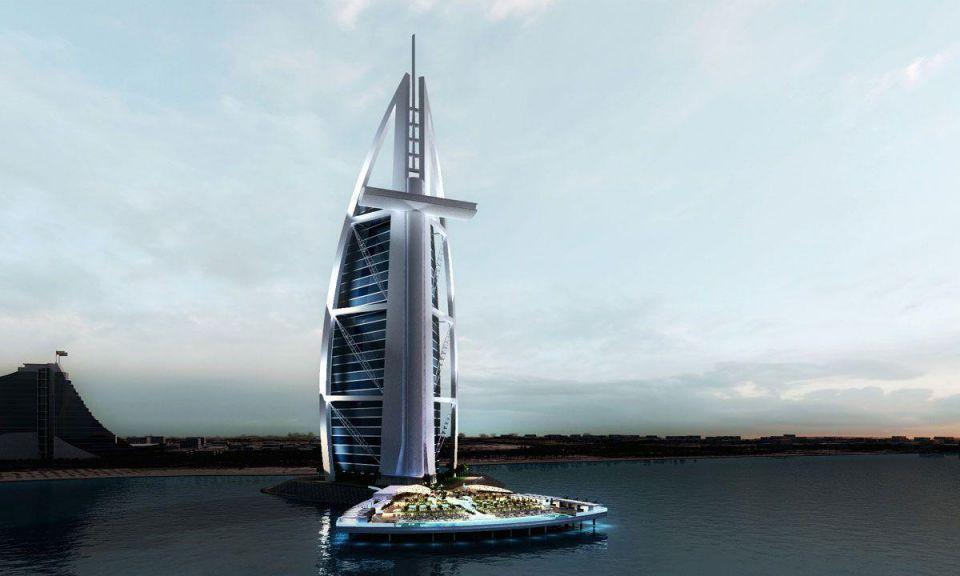 Burj Al Arab to open new pool deck area in Q2