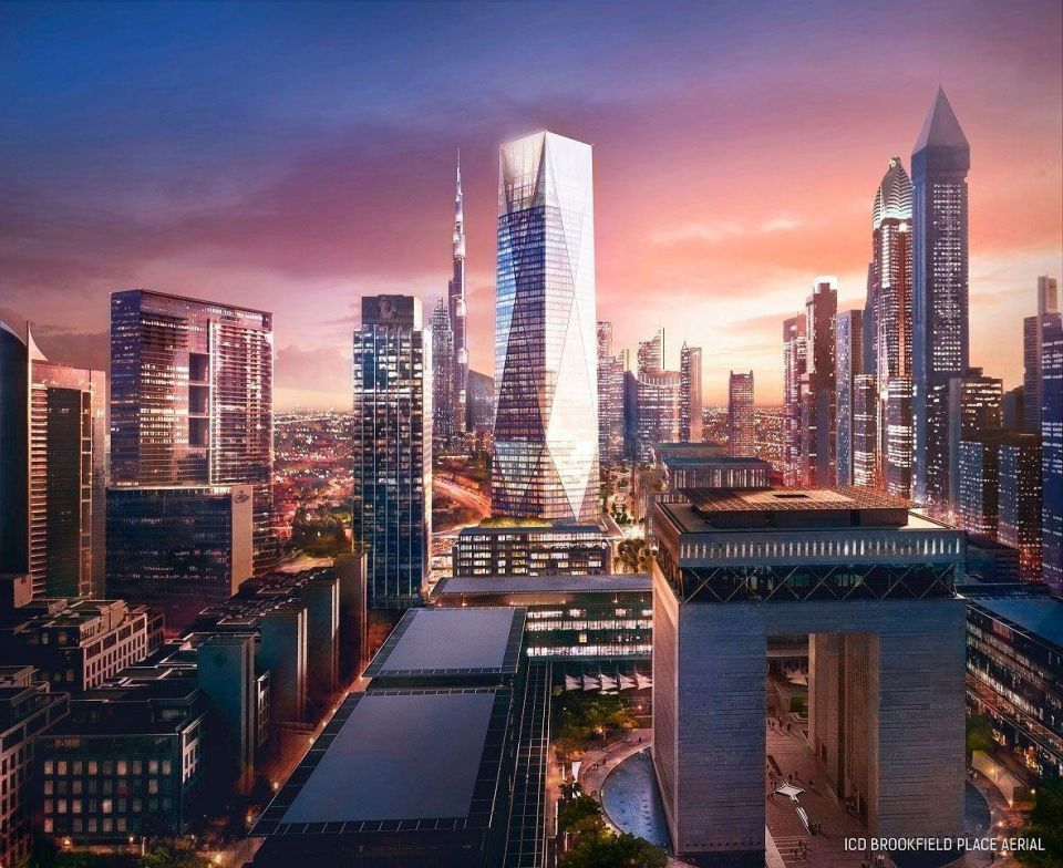 ICD, Brookfield 'scrapped plans for distress fund' to build DIFC project