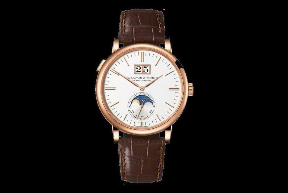 A. Lange & Sohne reveals 2016 timepieces