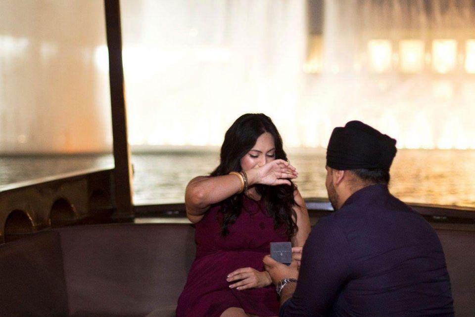 Dubai's most romantic wedding proposals