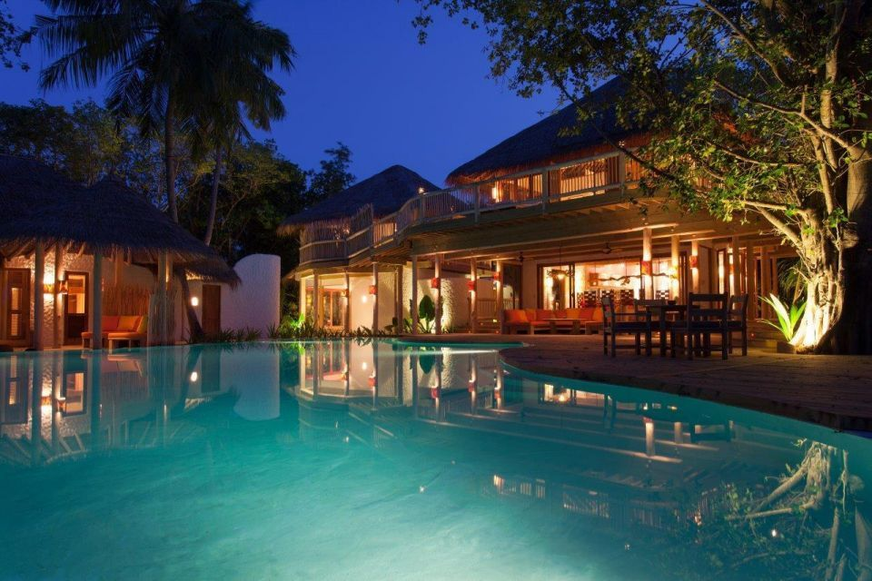 Inside 9 of the Maldives' luxurious private residences