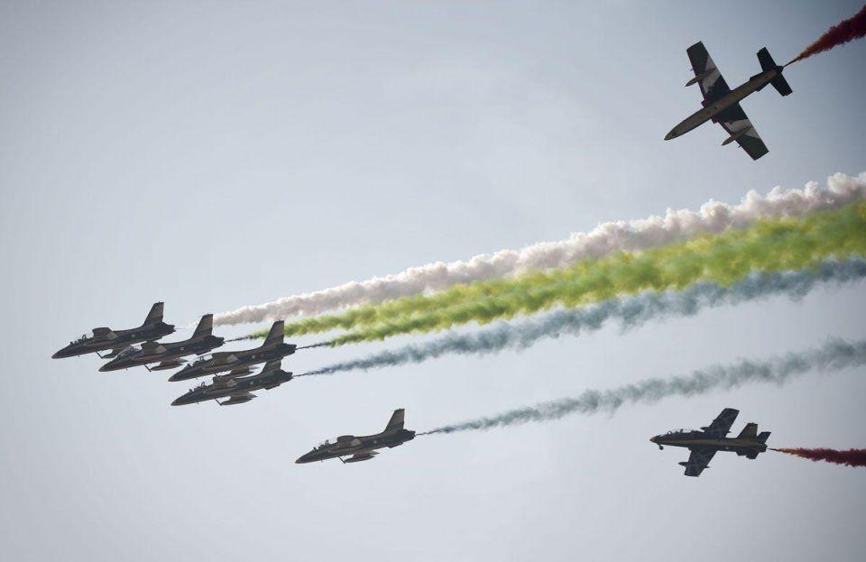 In pics: Bahrain International Airshow 2016