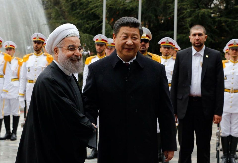 Iran, China agree to increase trade to $600bn in the next decade