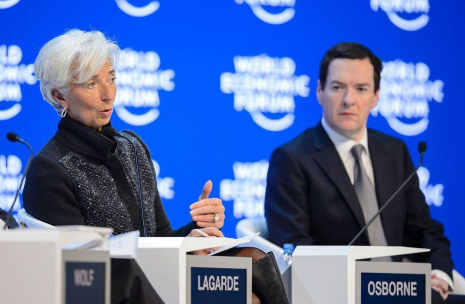 In pictures: Davos 2016