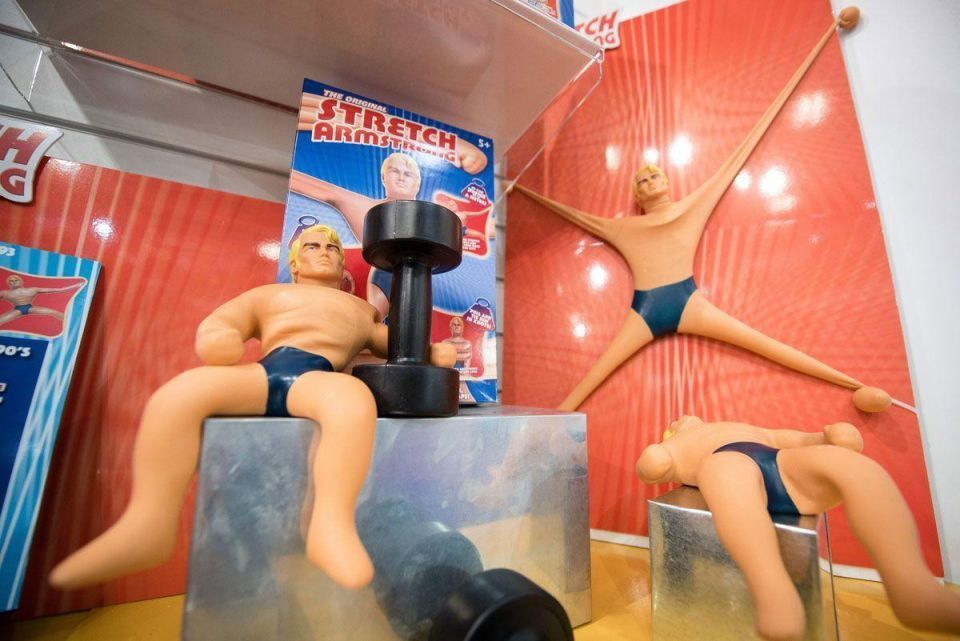 London: Toy Fair 2016