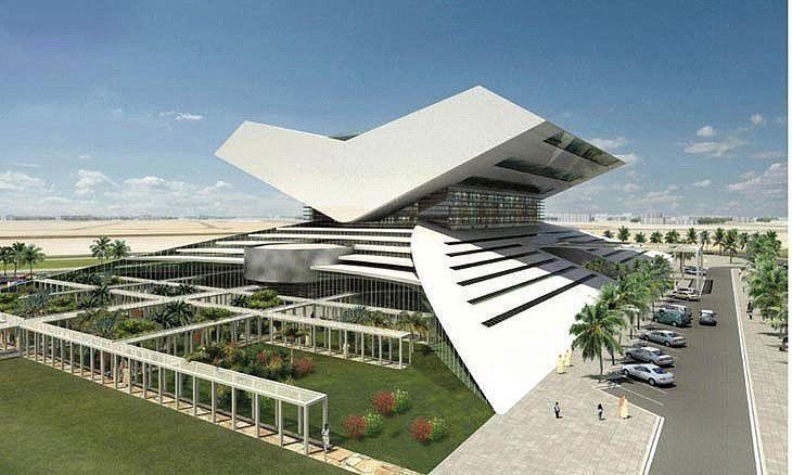 Dubai ruler issues law to establish new $272m library