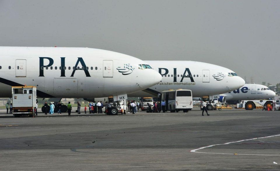 Pakistan's airline calls for gov't help in Gulf price war