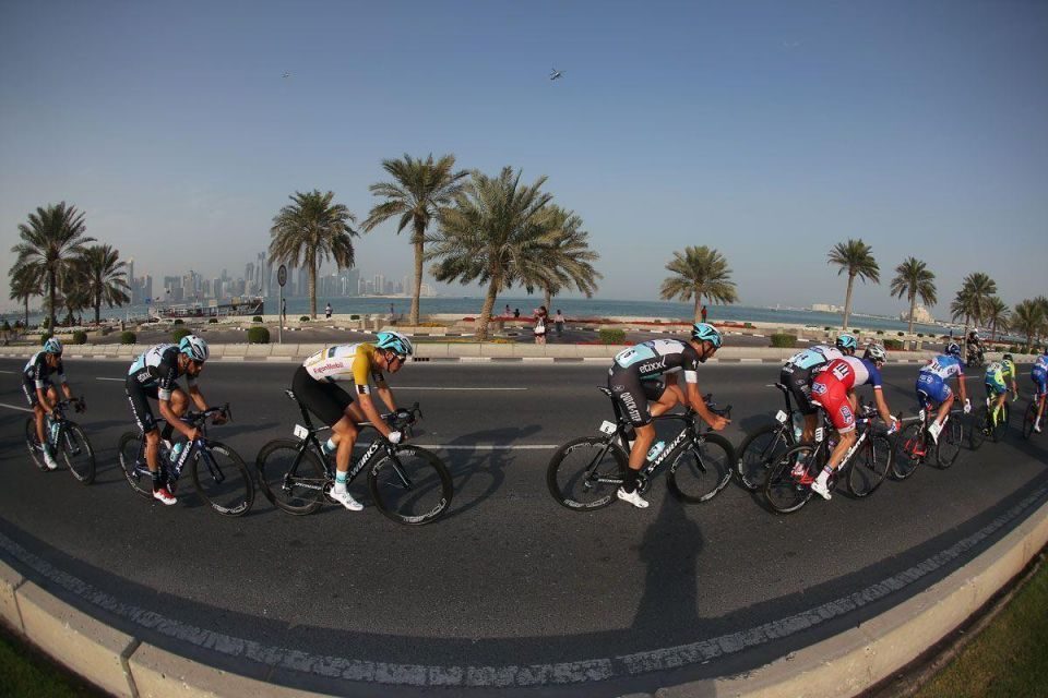 """Qatar bans top cycling team due to """"lack of respect"""""""