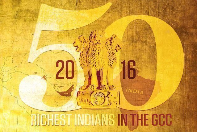50 Richest Indians in the GCC 2016 - how we did it