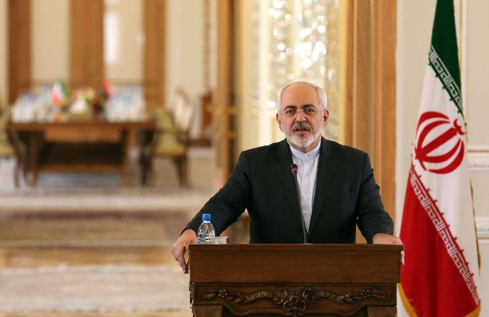 EU invites Iranian foreign minister to Brussels