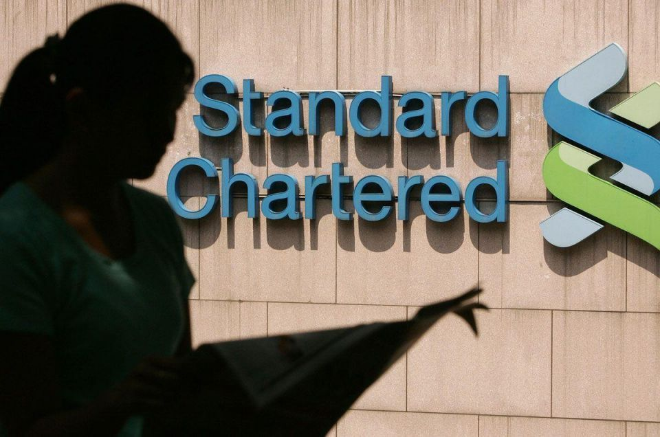 StanChart records first loss in 26 years