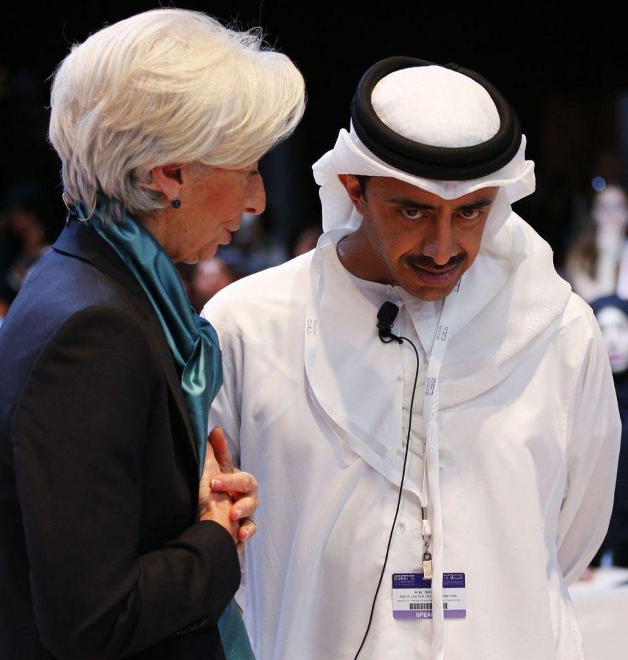 Dubai: Global Women's Forum