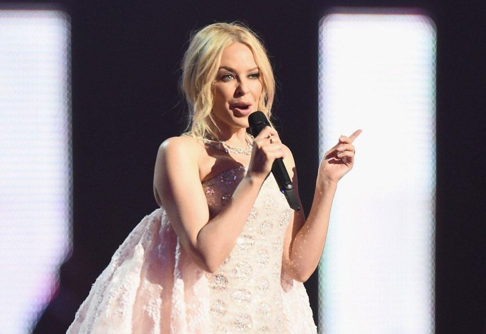Kylie Minogue said to earn $33,000-a-minute during private show for Qatar Airways