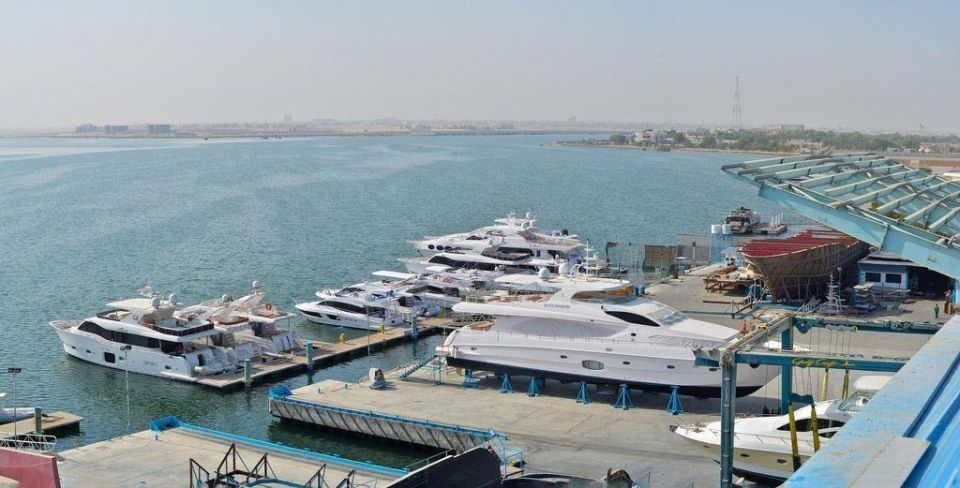 Gulf Craft to add two more shipyards in the UAE
