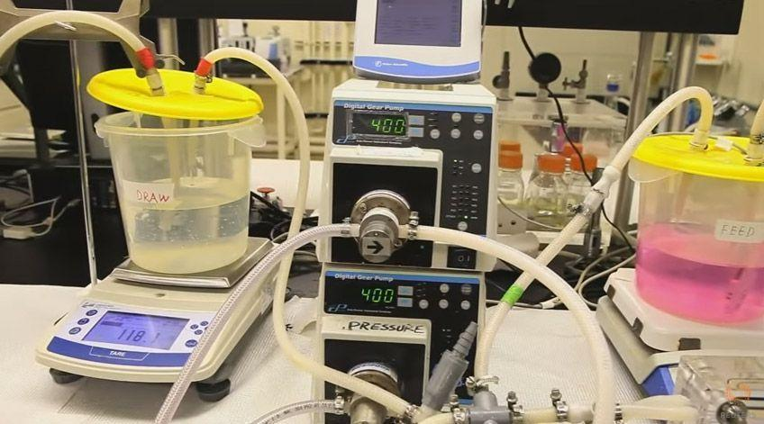 Nanotechnology makes cheap, improved, water filters