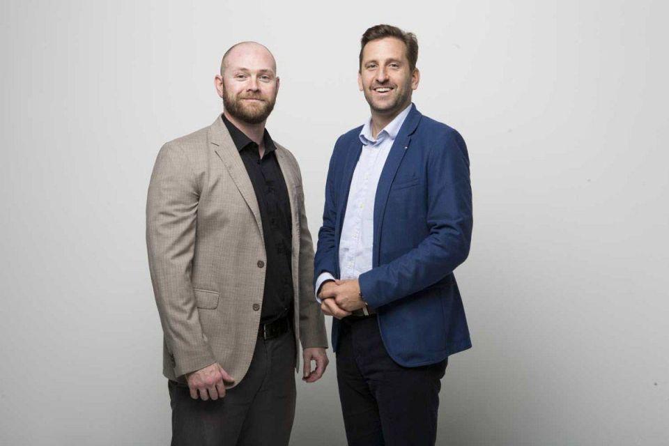 Entrepreneurs of the Week: Charles Blaschke and Chris Burkhardt, Taka Solutions